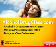 Alcohol & Drug Class Affiliate Program
