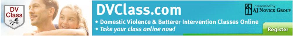 DV Class banner